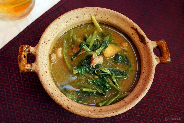 남연정_캄보디아 음식_크메르 전통 수프