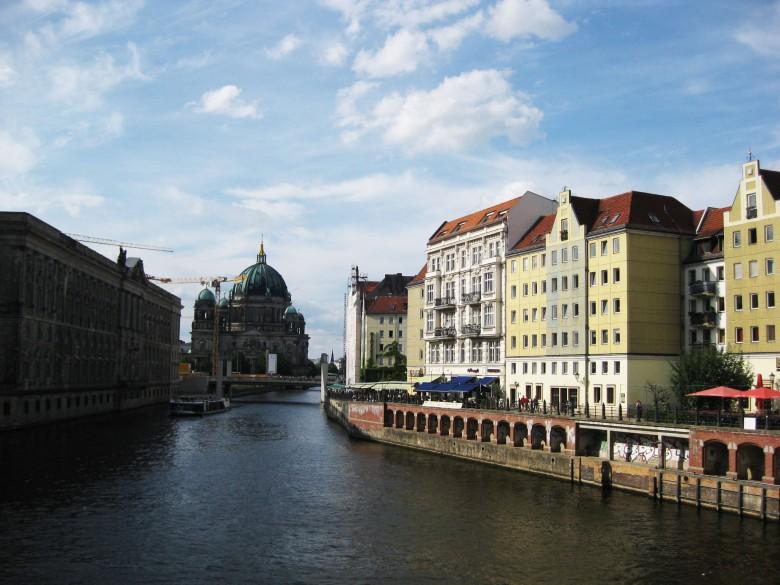 가을 하늘 아래, 베를린 역사기행 - 겟어바웃
