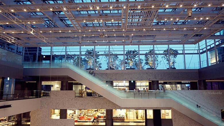 오사카 그랜드 프론트 오사카 (2)
