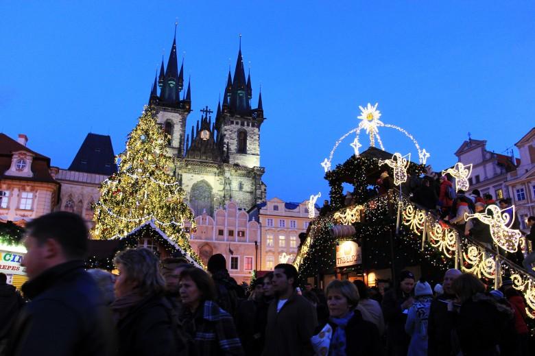 산타클로스가 없는 체코의 크리스마스! - 겟어바웃