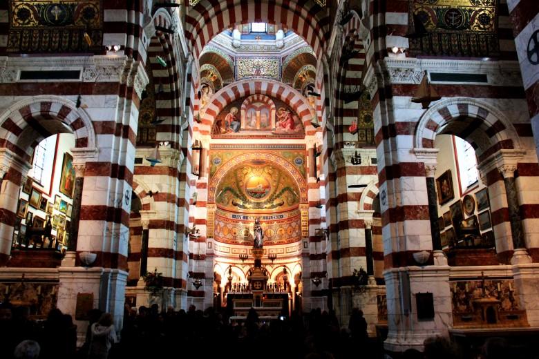 마르세유 노트르담 대성당