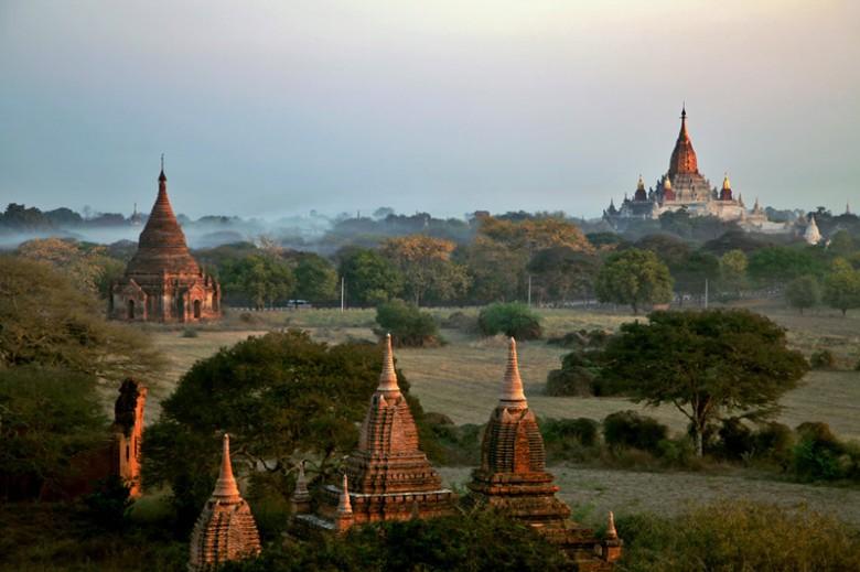 밍글라바! 황금의 나라 미얀마 9박 11일 스케치 - 겟어바웃