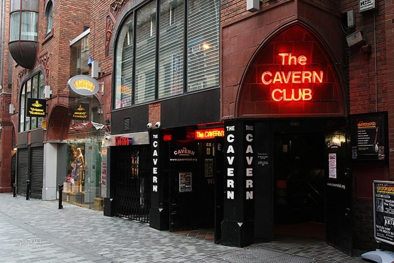 비틀즈, 그 전설이 시작된 곳! 리버풀 캐번 클럽 - 겟어바웃