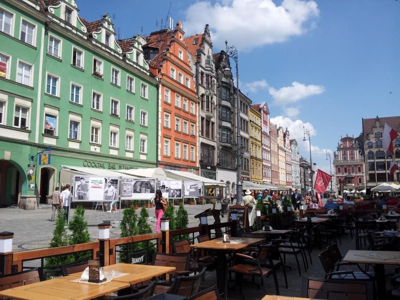 폴란드의 도시, 브로츠와프Wroclaw - 겟어바웃
