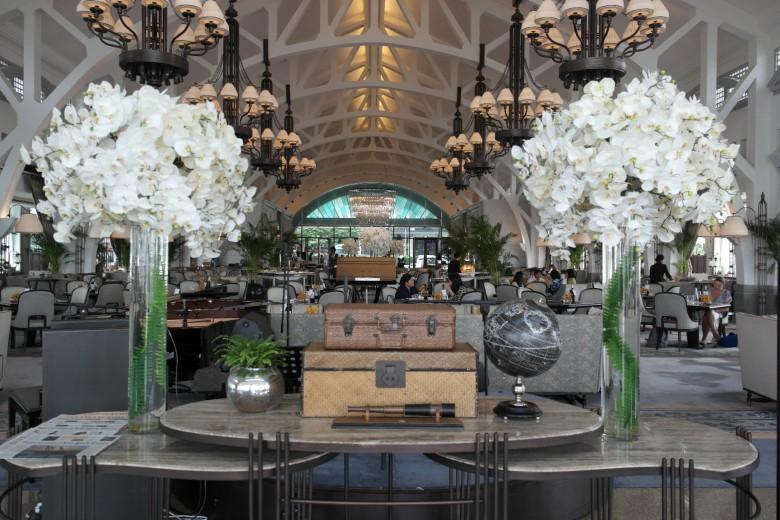 3만원으로 즐기는 싱가포르 특급호텔 점심식사 - 겟어바웃