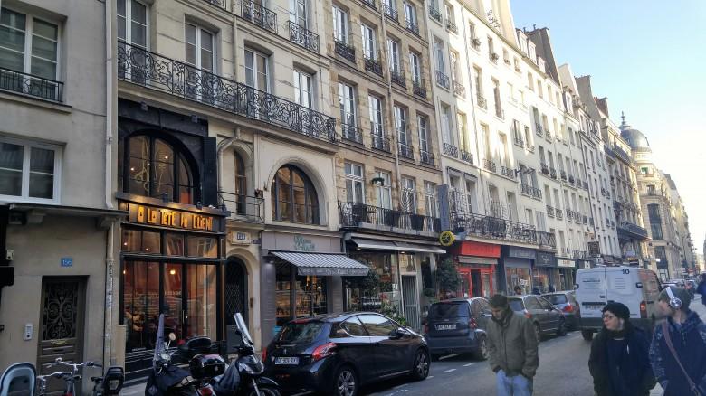 파리를 제대로 느끼고 싶다면_파리 자전거 여행 1 - 겟어바웃