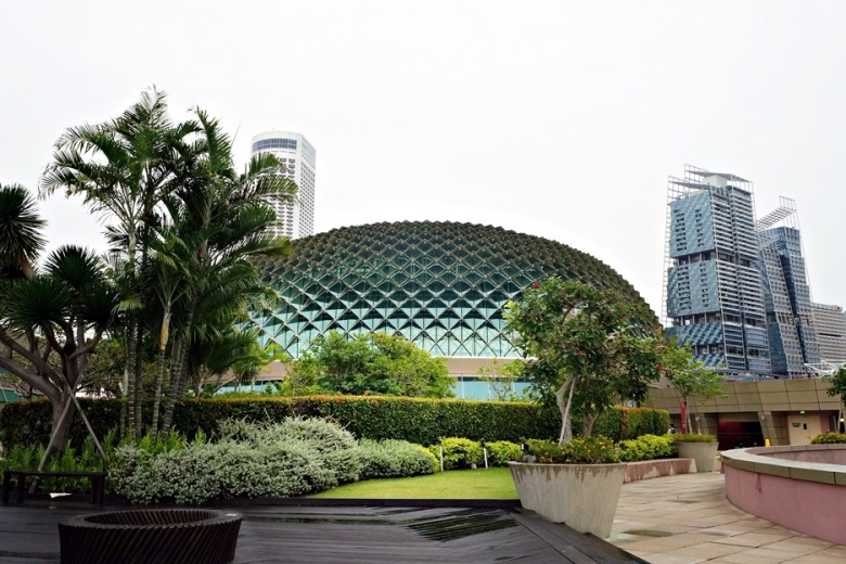 2-13 싱가포르_에스플러네이드 외관_GA남연정_160622