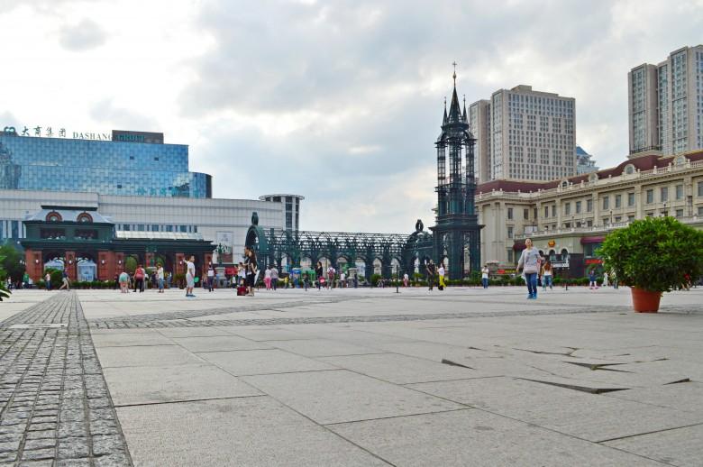 성소피아성당 광장 (5)