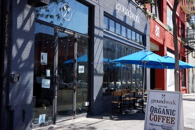 미국 LA의 대표 인기 카페 BEST 3_그라운드워크, 필즈 커피, 85도 베이커리 - 겟어바웃