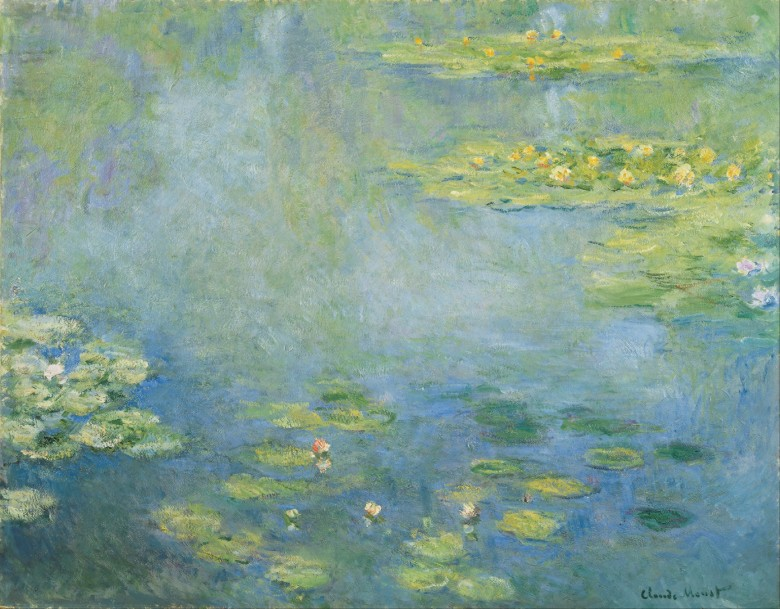 Claude_Monet_-_Waterlilies_-_Google_Art_Project