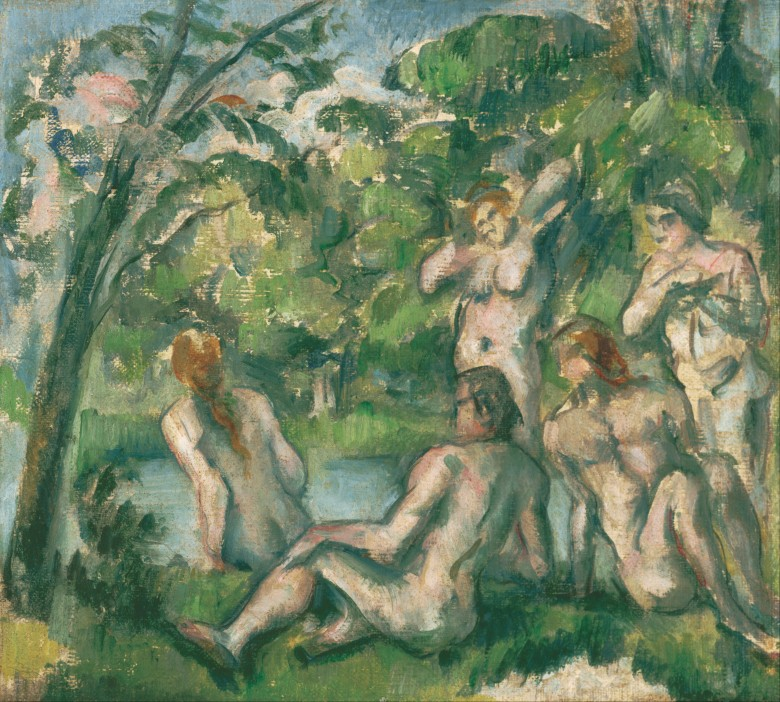 Paul_Cézanne_-_Bathers_-_Google_Art_Project_(520022)