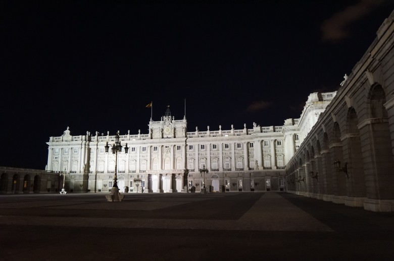 마드리드왕궁
